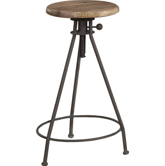 ELMWOOD Adjustable stool - ELMWOOD Adjustable stool