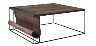 MAGAZINE BLACK Coffee table - MAGAZINE BLACK Coffee table