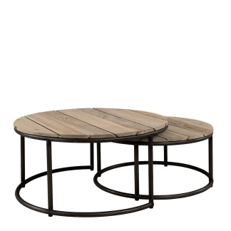 ANSON Coffetable 2-set - ANSON Coffetable 2-set