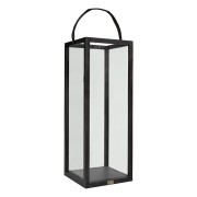 FLOOR LANTERN Black Small