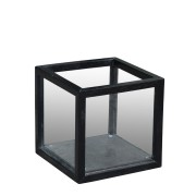 LANTERN BLACK Square Small