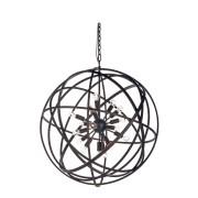 NEST Ceiling lamp svart stor
