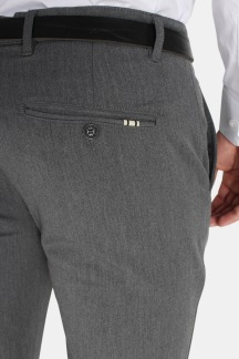 Frederic pant med grey - frederic pant medgrey 28/32