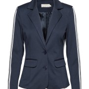 BEATE BLAZER  navy
