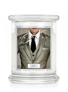 Grey Medium - Grey Medium