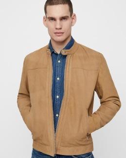 Jacket - Barret Sand - Jacket - Berret Sand S