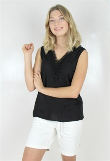 Isabel Singlet Black - Isabel Singlet Black XS