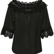 FLORA LACE BLOUSE