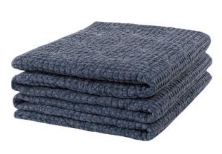 ANTONI NAVY BLUE Bedspread - ANTONI NAVY BLUE Bedspread