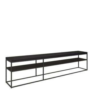CAPULUS Media bench (2 sizes) - CAPULUS Media bench  w 140 d 30 h 50 cm.