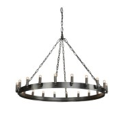 CROWN Ceiling lamp M