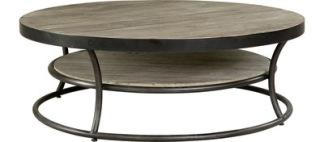 EAST Round Coffee table - EAST Round Coffee table