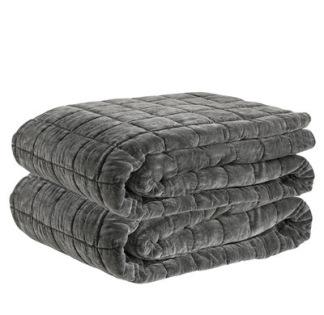 POSH GREY Bedspread - POSH GREY Bedspread
