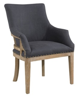 SHELTON Dining armchair - SHELTON Dining armchair