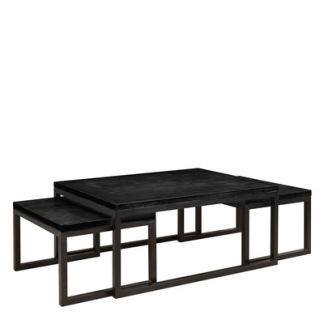 TOSHU 3-S Coffee table Black - TOSHU 3-S Coffee table Black