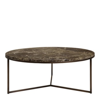 CEDES MARBLE Coffee/Side table L - CEDES MARBLE Coffee/Side table L