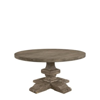 PARIS Round dining table (2 sizes) - PARIS Round dining table 100 x h 76 cm