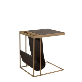 MAGAZINE COPPER Side table - MAGAZINE COPPER Side table
