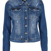Gunhild - Jeans Jacka