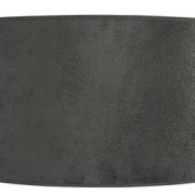 SHADE CYLINDER Grey suede