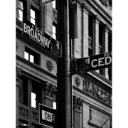 BROADWAY SIGN GN6104