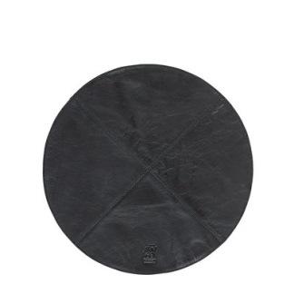 NERO ROUND Tablemat - NERO ROUND Tablemat