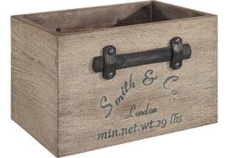 SMITH & CO Basket Vintage - SMITH & CO Basket Vintage