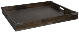 SQUARE KINGS ROAD Tray Antique - SQUARE KINGS ROAD Tray Antique