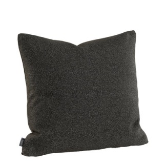 WILLIS BLACK Cushioncover - WILLIS BLACK Cushioncover