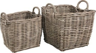 SQUARE BASKET Low - SQUARE BASKET Low
