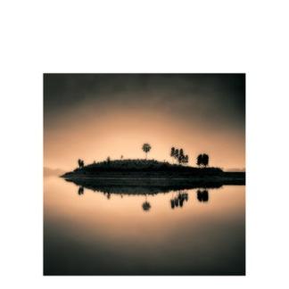 SUNSET ISLAND GN7474 (2 sizes) - SUNSET ISLAND GN7474 100*100