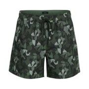 Swim Short Print Swim Green