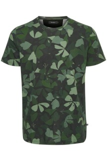 Jermane Icon Print Green - Jermane Icon Print XS