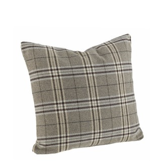 WEASLY CHECK BEIGE Cushioncover - WEASLY CHECK BEIGE 50*50