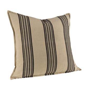 CECILE GREY STRIPE Cushioncover - CECILE GREY STRIPE 60*40