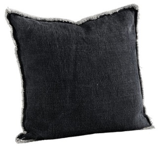 AZUR Black Cushioncover - AZUR Black 50*50