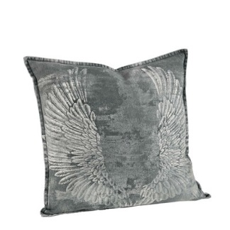GREY WINGS Cushioncover - GREY WINGS 50*50