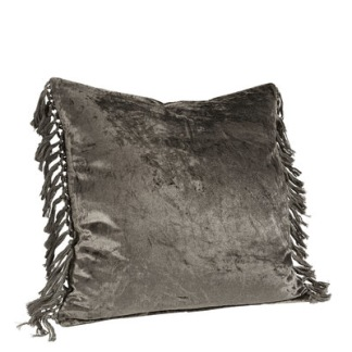 BELIZE GREY Cushioncover - BELIZE GREY 50*50