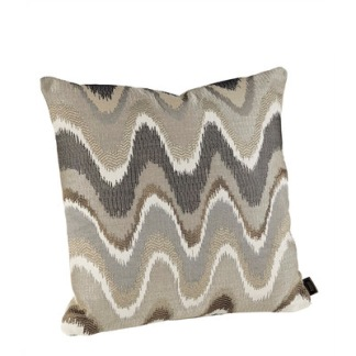 RAVE WAVE GREY Cushioncover - RAVE WAVE GREY 50*50