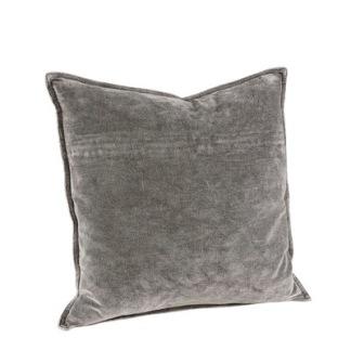KELLY PLAIN GREY Cushioncover - KELLY PLAIN GREY 50*50