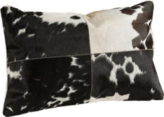 COWHIDE MULTI Cushioncover - COWHIDE MULTI 60*40