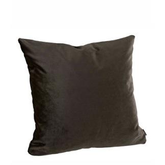 ROSITA DARK AUBERGINE Cushioncover - ROSITA DARK AUBERGINE 50*50