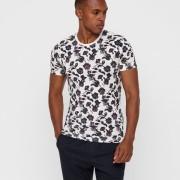 Tshirt - Duane SS AOP