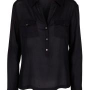 Honey Shirt Pitch Black