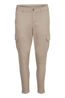 KAmandy Cropped pants beige - KAmandy Cropped pants 34