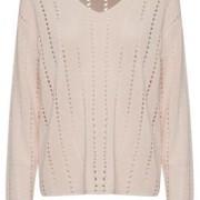 KAbarte V-Neck Pullover pink
