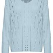 KAbarte V-Neck Pullover blue