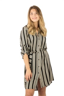 MALOU SHIRT DRESS - MALOU SHIRT DRESS XS