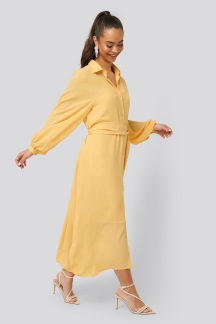 Maxi Belted Dress - Maxi Belted Dress 34