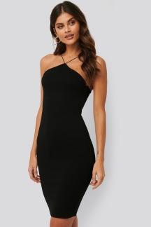 Bodycon Strap Dress - Bodycon Strap Dress M